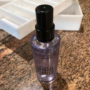 Smashbox crystal clarity primer water hoodwitch